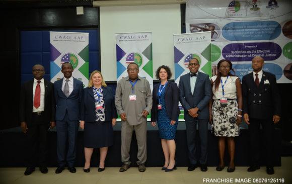 Workshop on Effective Administration of Criminal Justice. Calabar, Nigeria