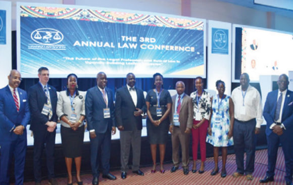 AGA AAP Participation In The 3rd Uganda Law Society (ULS) Annual Conference, Entebbe, Uganda