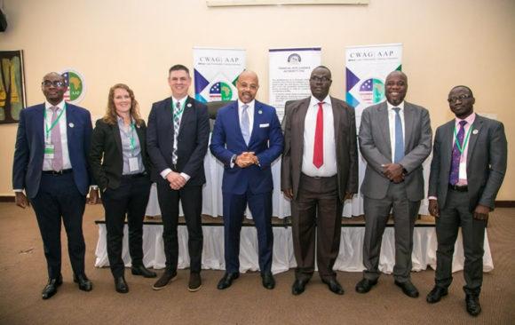 Anti-money Laundering & Asset Recovery Workshop, Kampala, Uganda.